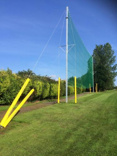 Installation at Carrickfergus Golf Club