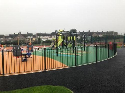 Cullybackey playground